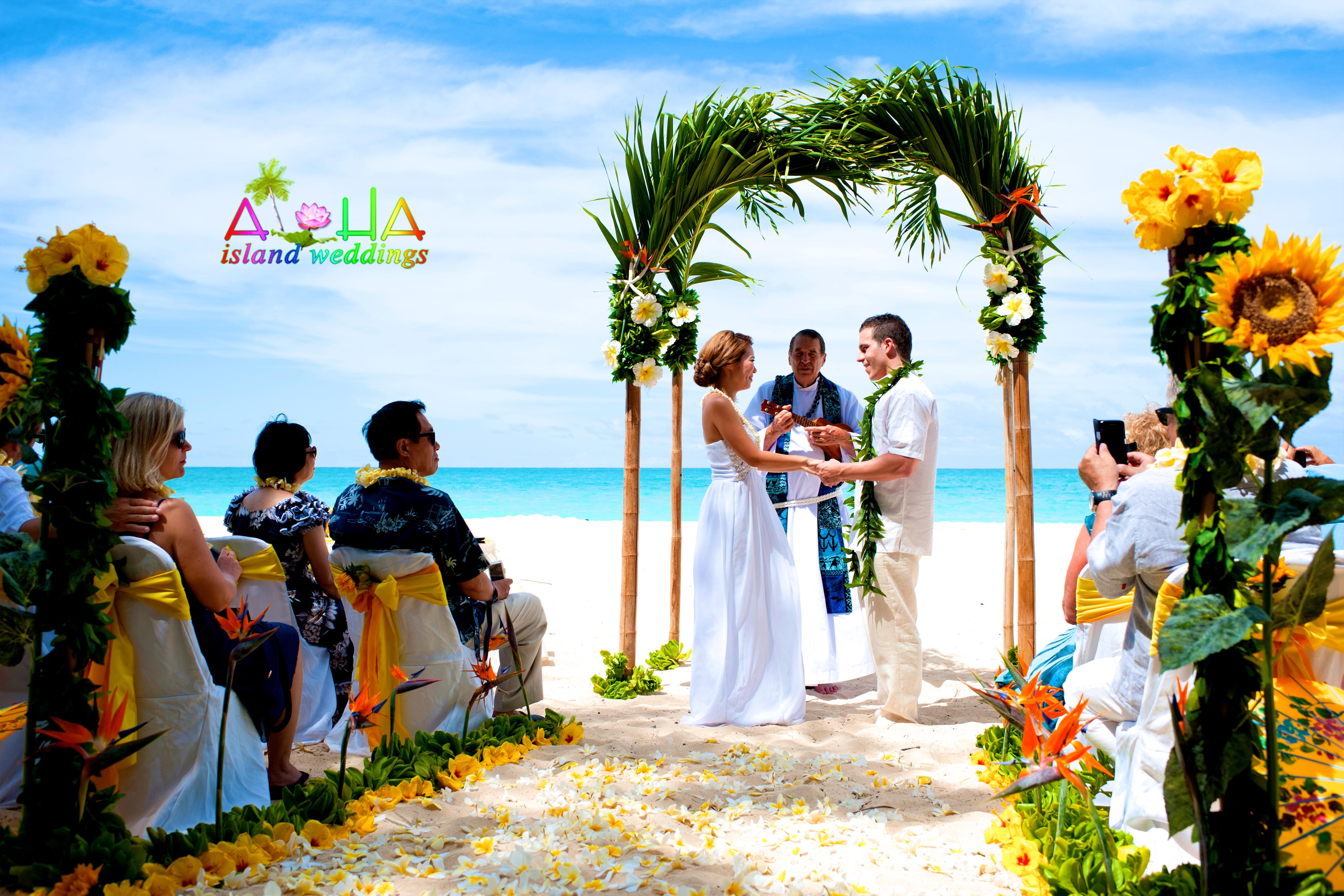 Wedding In Hawaii - by alohaislandweddings.com-0