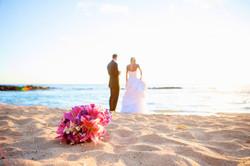 Hawaii wedding paradise cove 42