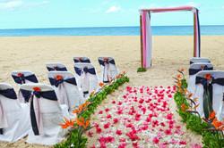 wedding In Hawaii - wedding ceremony-1