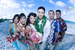 Beach wedding in Kailua-103
