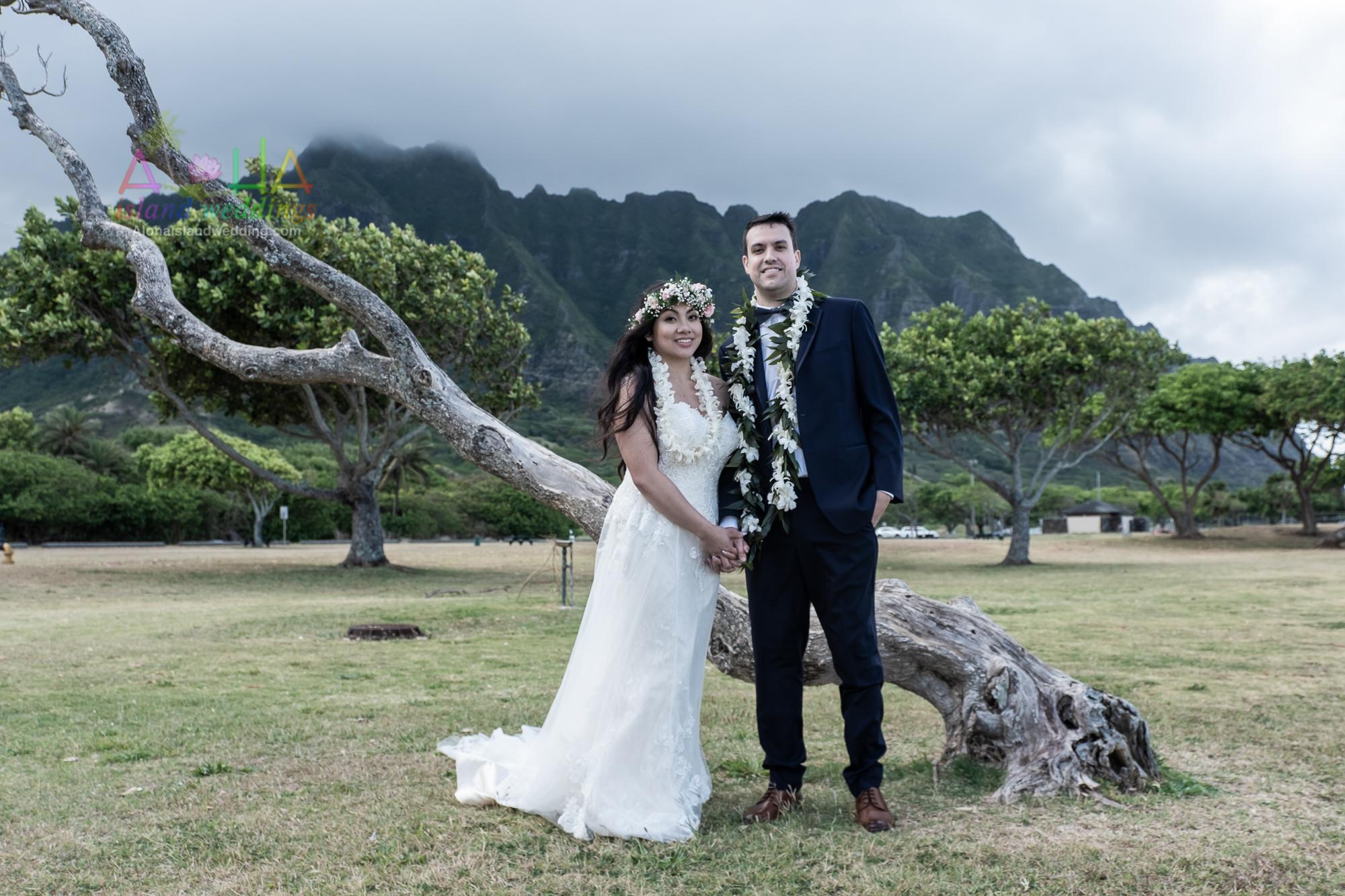 Hawaii weddings and events, Kualoa-22
