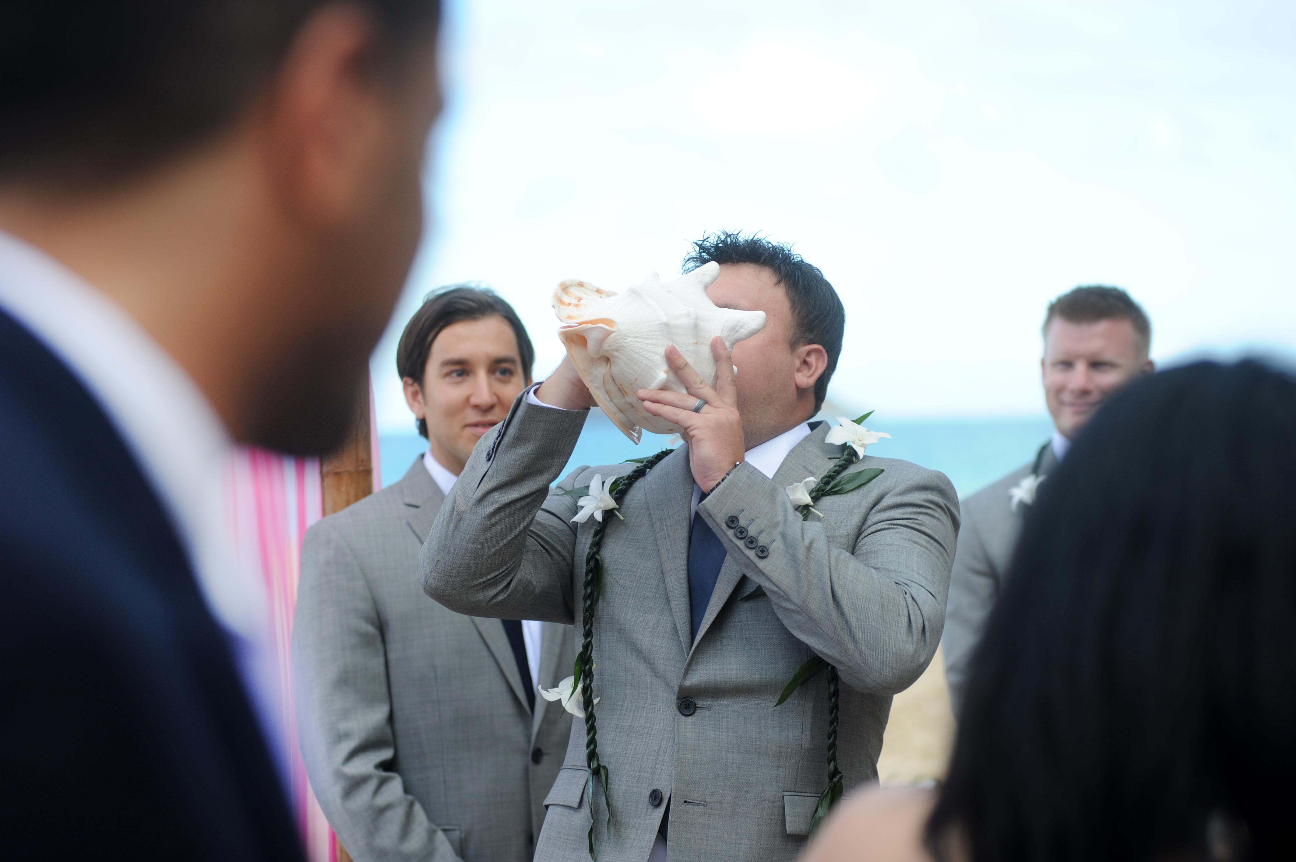 wedding In Hawaii - wedding ceremony-23