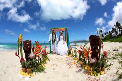 Beach Wedding in Hawaii-26