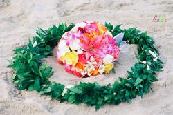 Beach wedding in Kailua-56