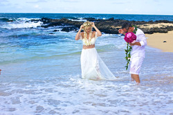 Vow Renewal in Hawaii -77