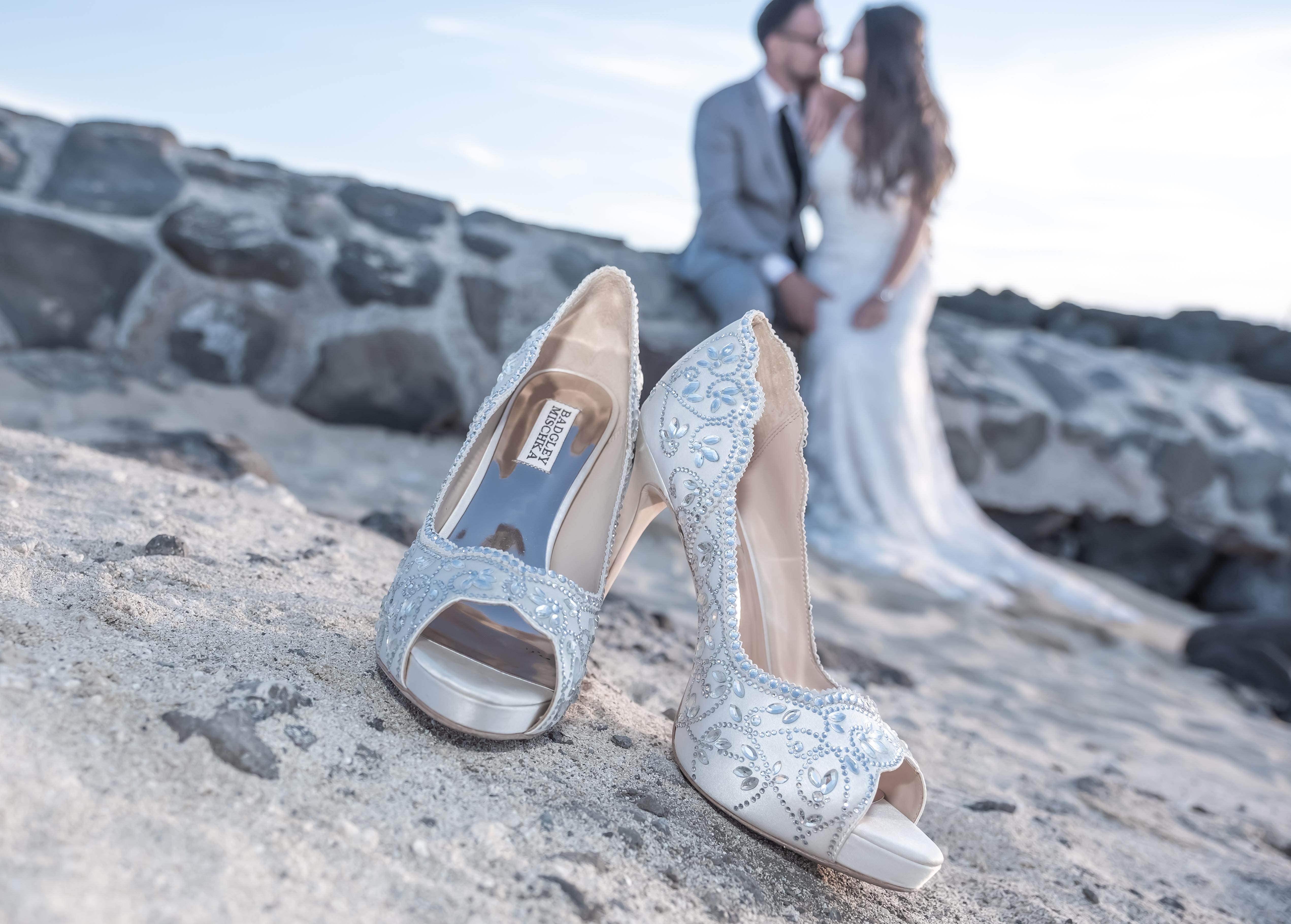 Magic island Hawaii beach wedding -66