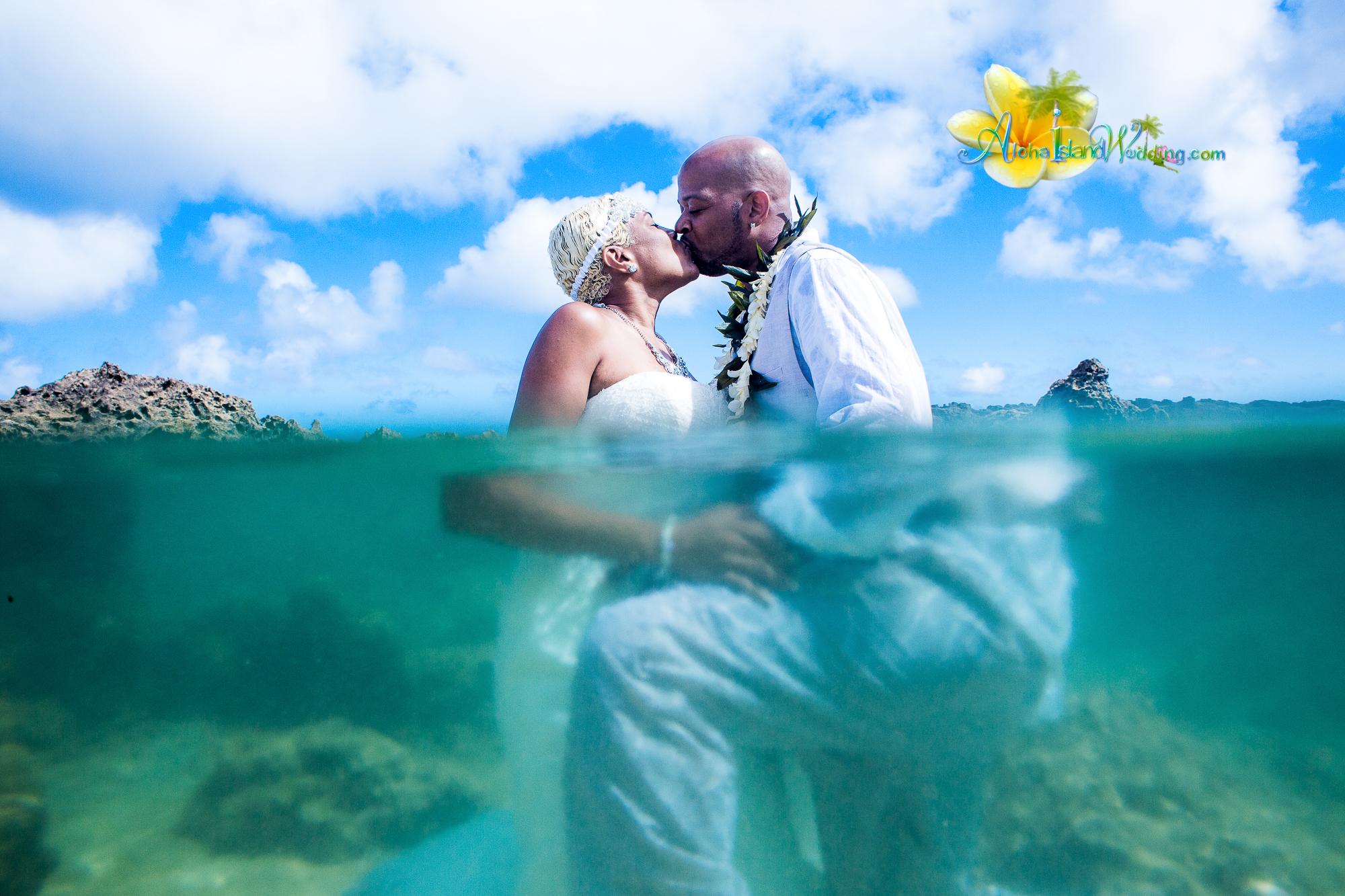Oahu North shore wedding - 333