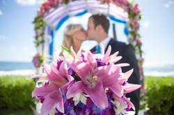 Hawaii wedding paradise cove 3