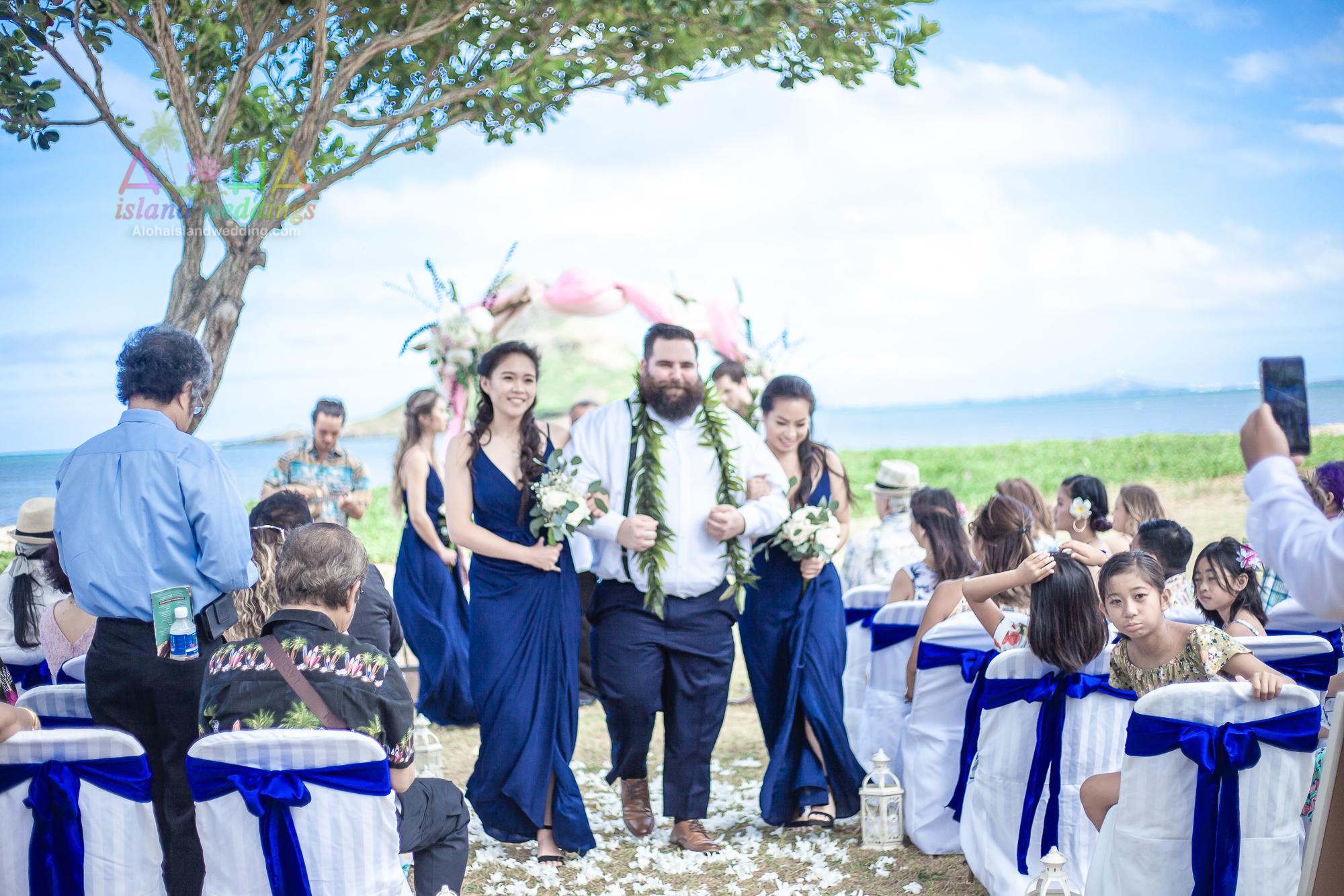 Hawaii weddings and events, Kualoa-32