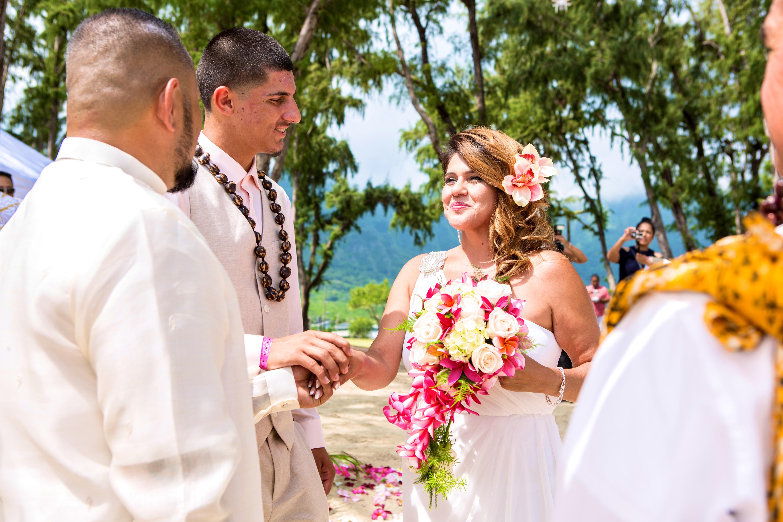 hawaii wedding ceremony -23
