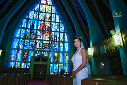 Hawaiian Church Wedding on Oahu-25
