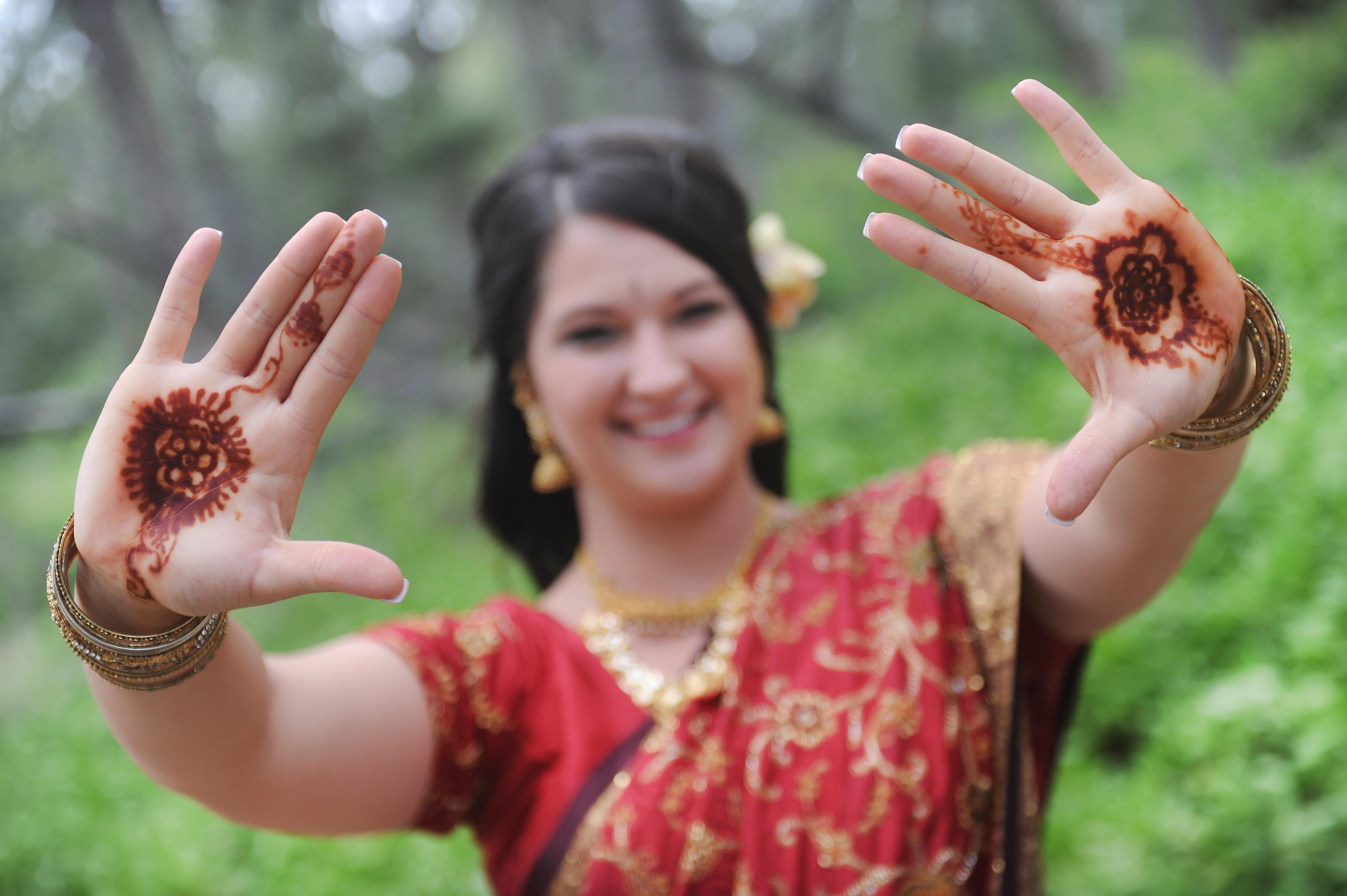 Hawaiian Indian Wedding Ceremony -19