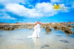Oahu North shore wedding -7