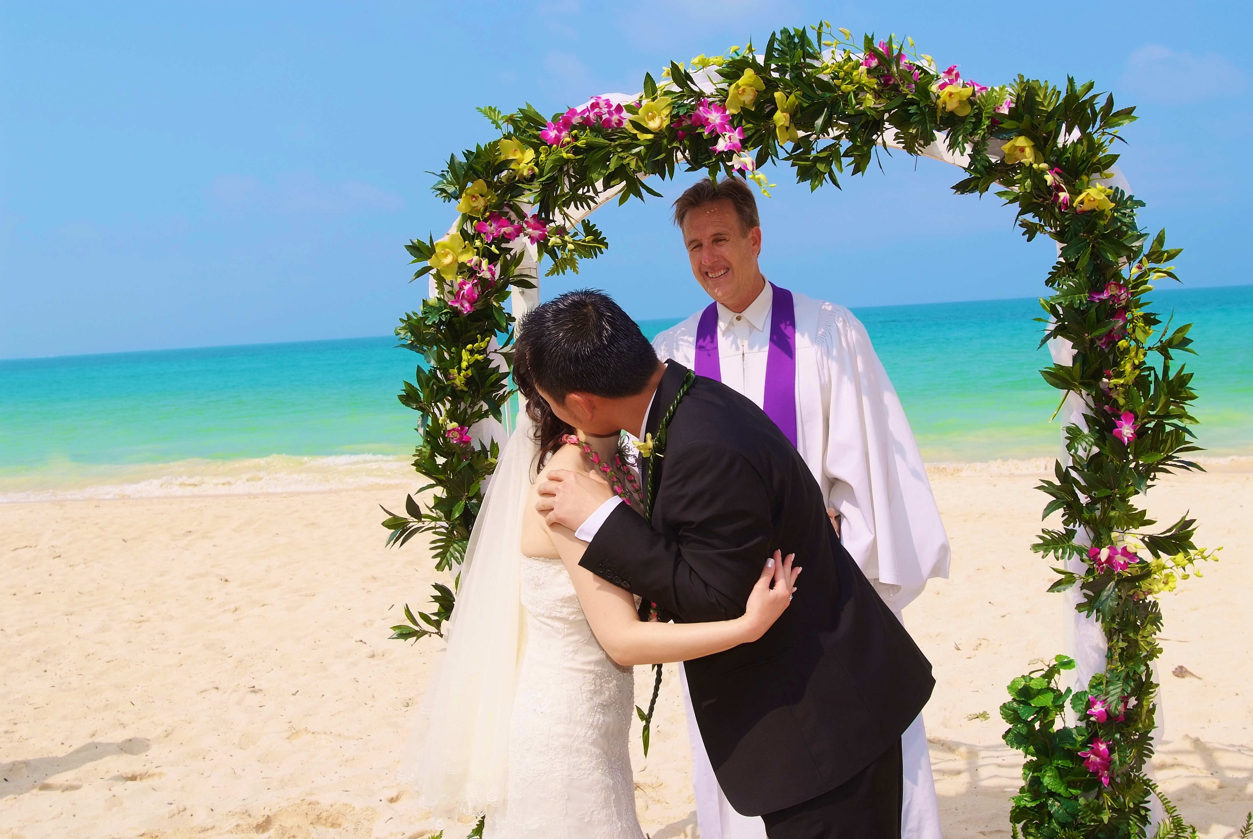 Wedding Picture in Hawaii -16