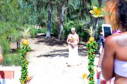 Oahu North shore wedding - 15