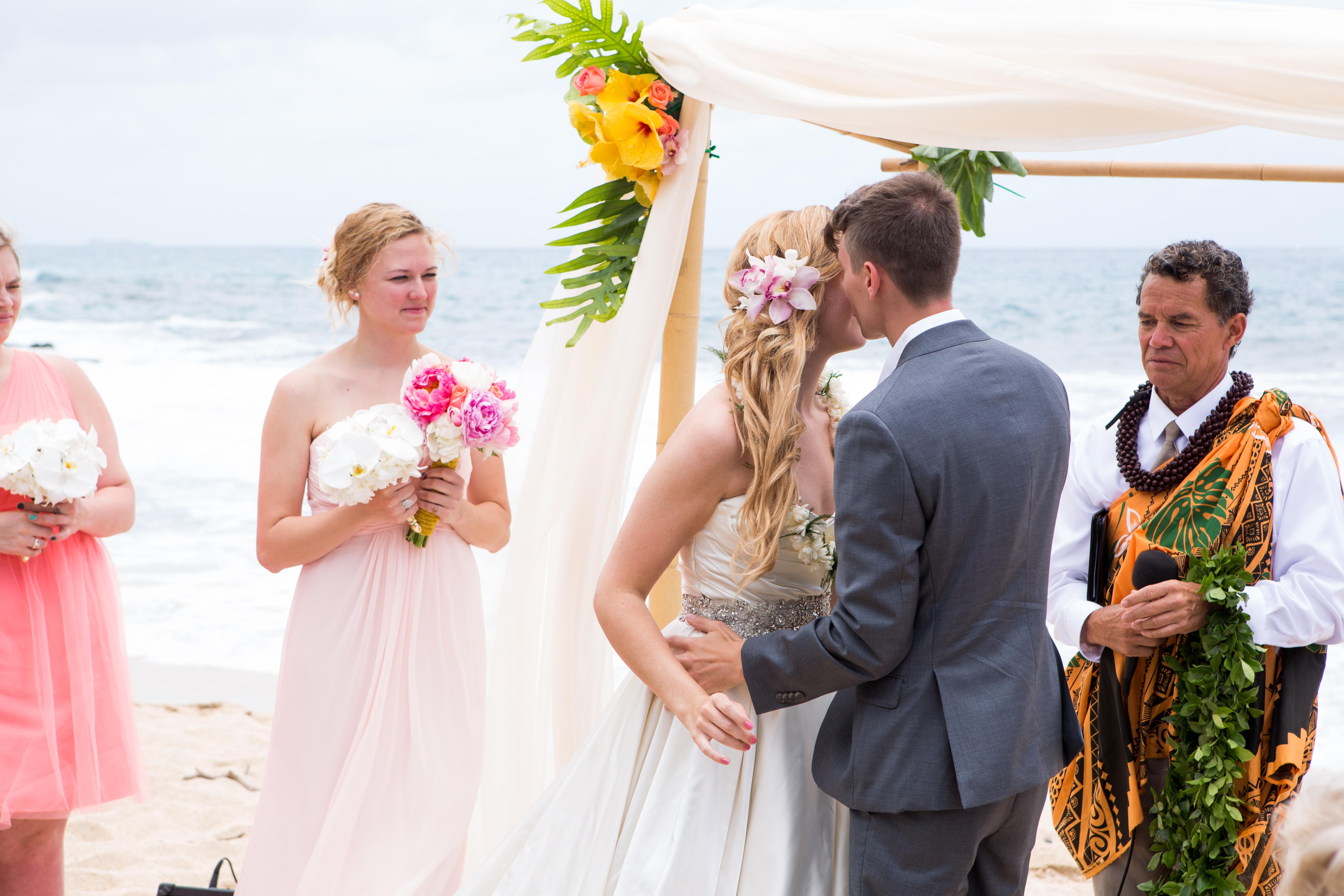 Hawaiian Wedding Ceremony -26