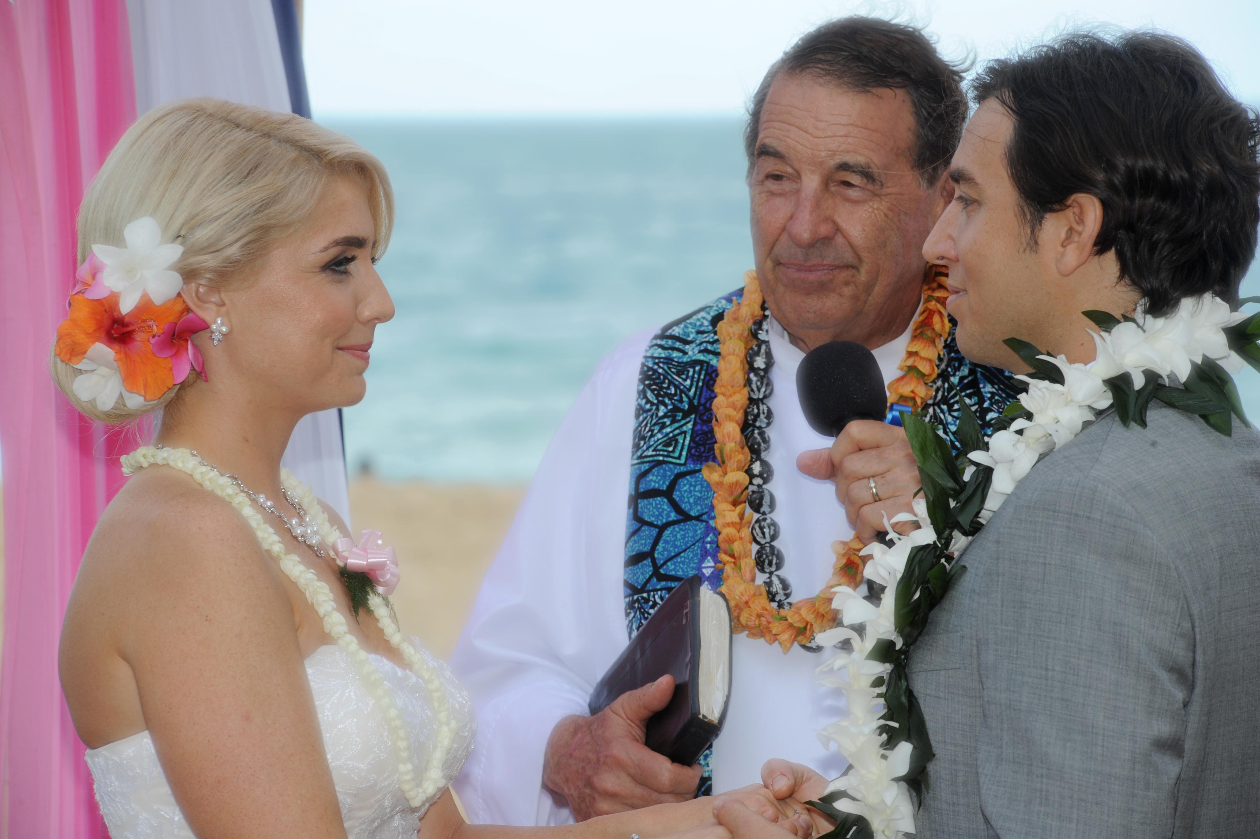 wedding In Hawaii - wedding ceremony-40