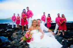 Natasha & Tyson's Wedding 58