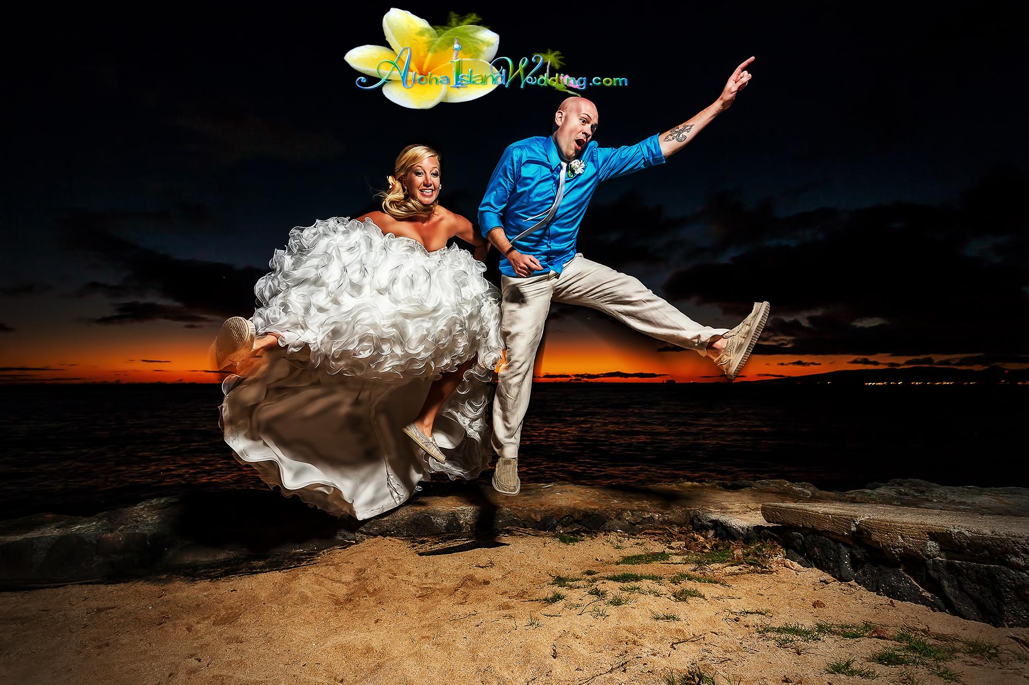 WeddinginHawaii picture - Alohaislan