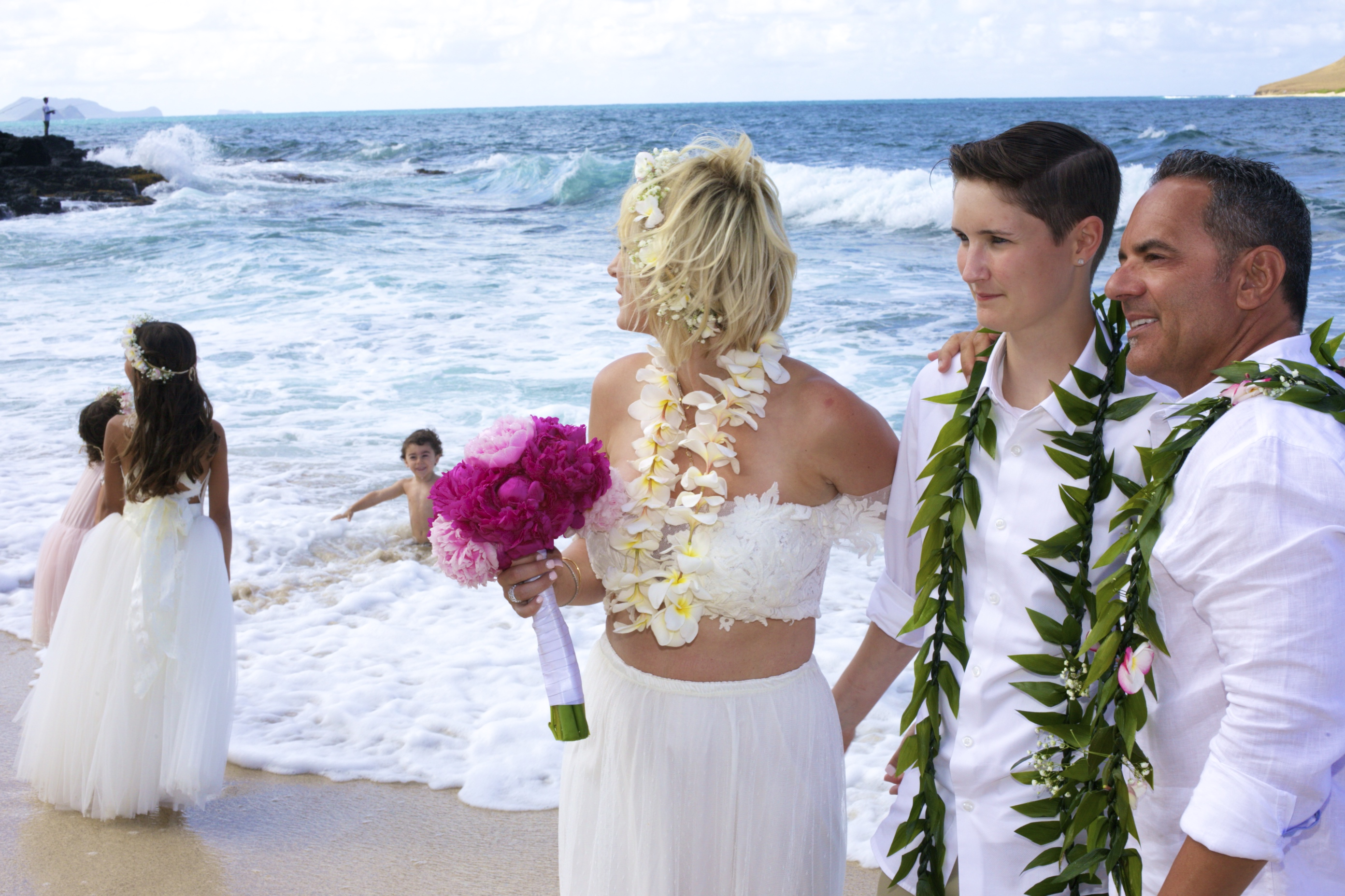 Vow Renewal in Hawaii -67