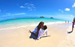 Lanikai beach wedding photos-4
