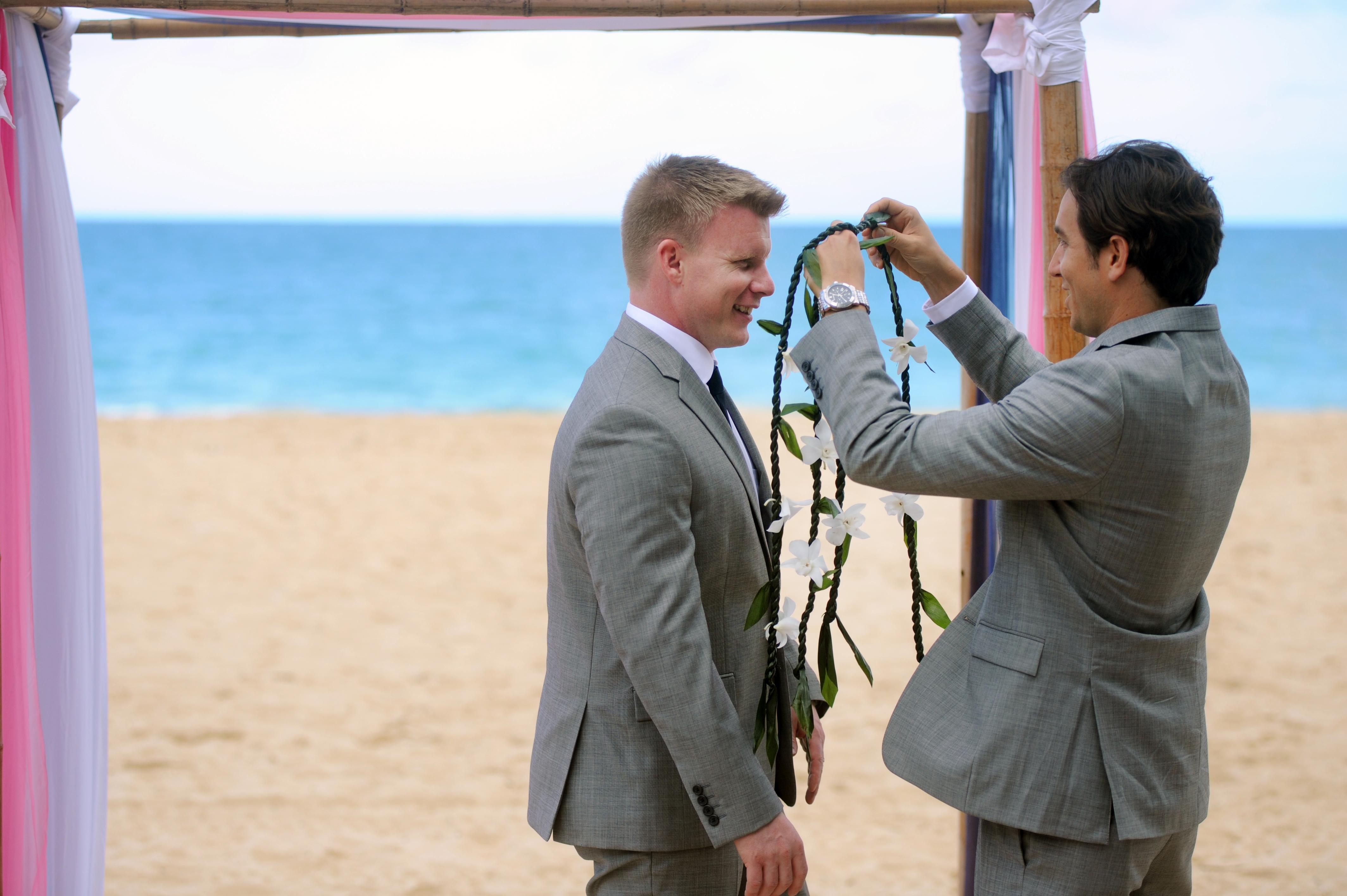 wedding In Hawaii - wedding ceremony-8