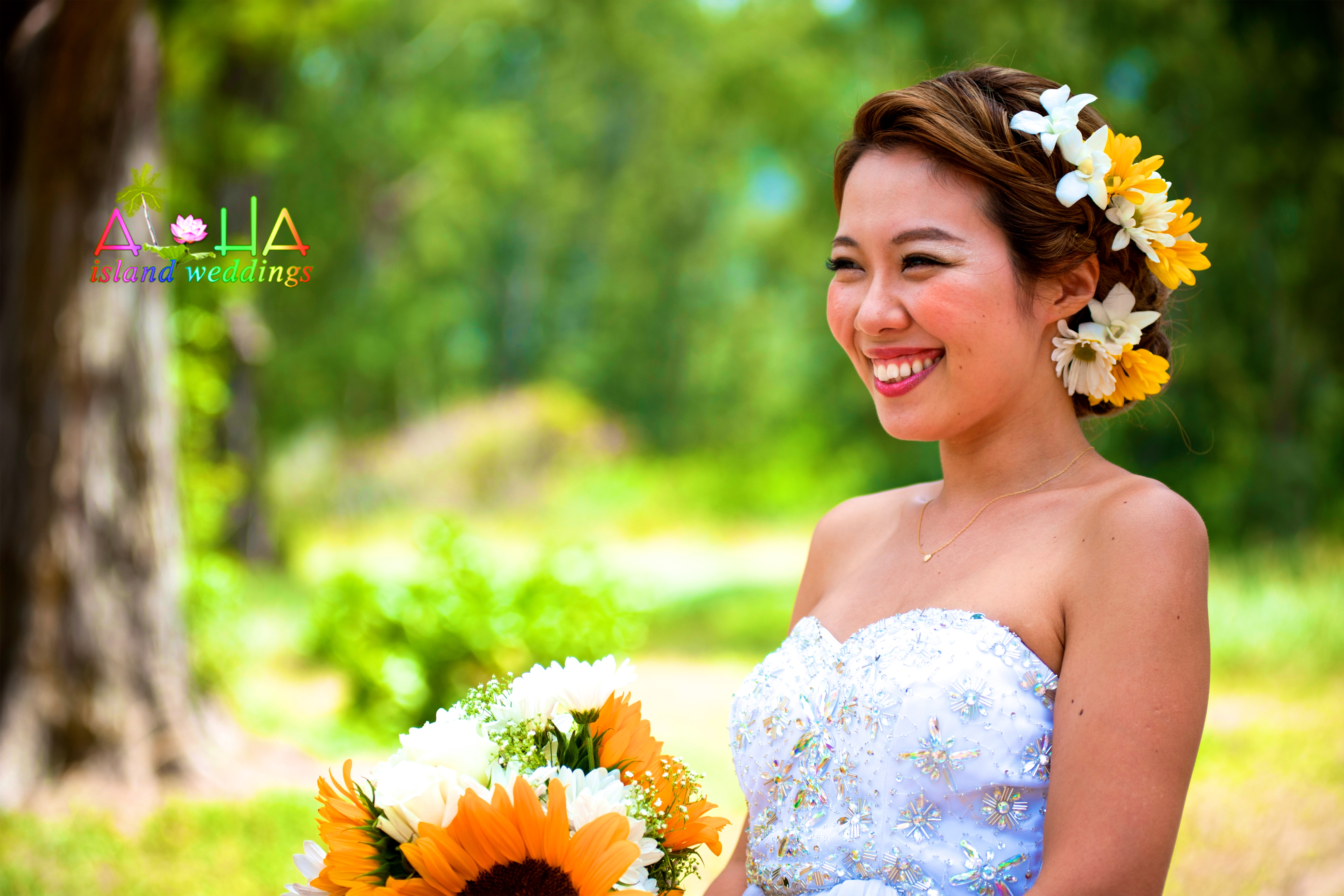 Wedding In Hawaii - by alohaislandweddings.com-6