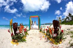Beach Wedding in Hawaii-21