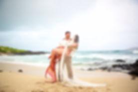 Mermaid Wedding Honolulu
