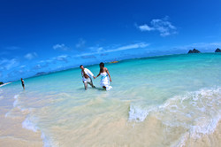 Lanikai beach wedding photos-20