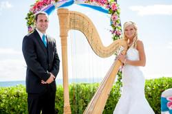 Harpist in Hawaii 10