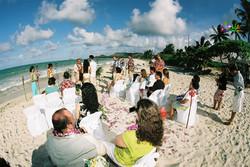 Beach wedding in Kailua-46