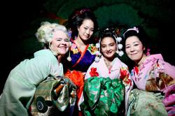 photos with kimono