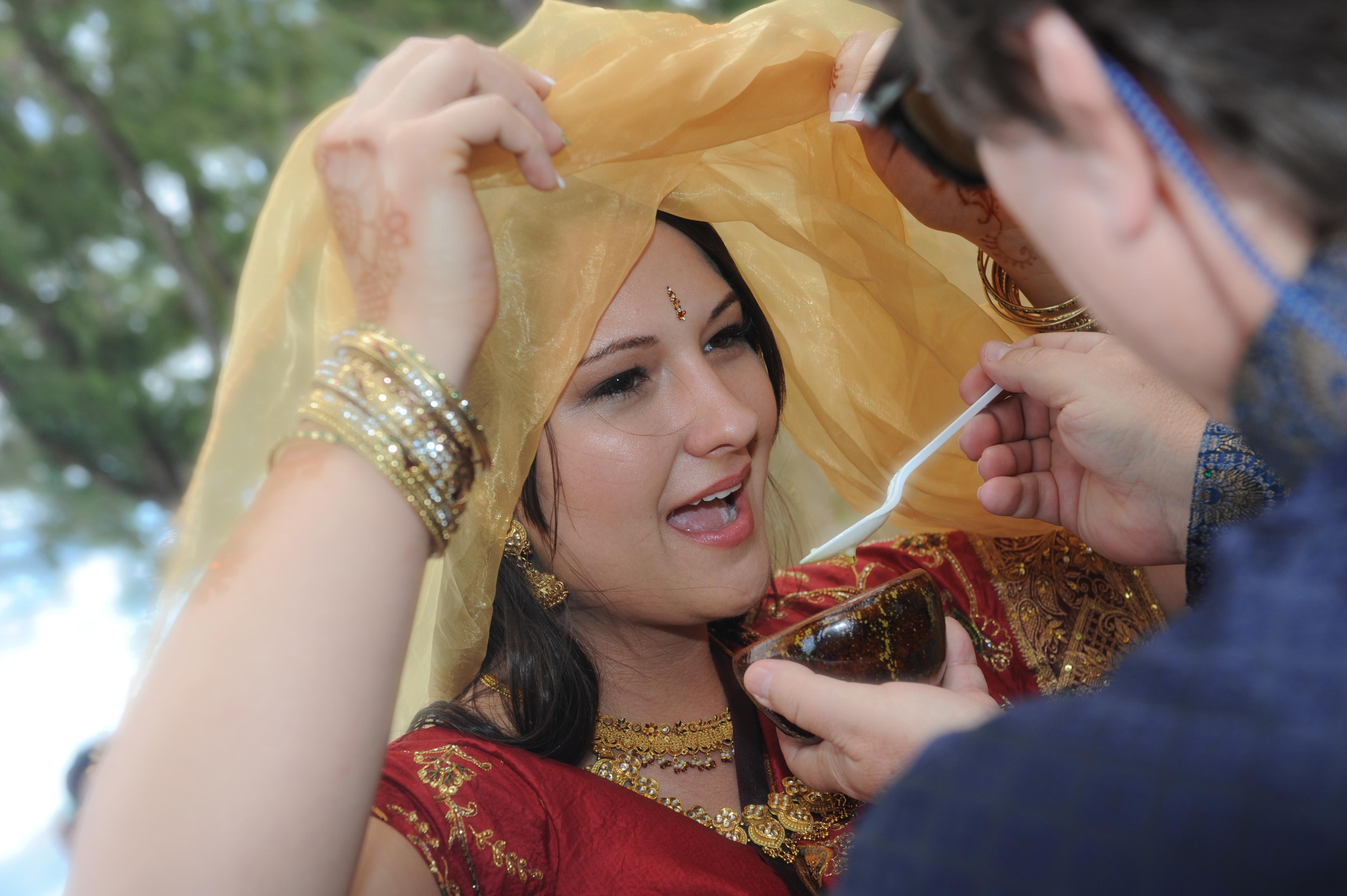 Hawaiian Indian Wedding Ceremony -25