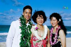 Beach wedding in Kailua-113