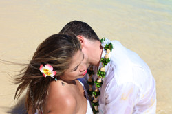 Lanikai beach wedding photos-26