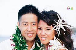 Beach wedding in Kailua-8