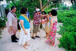 Beach wedding in Kailua-91