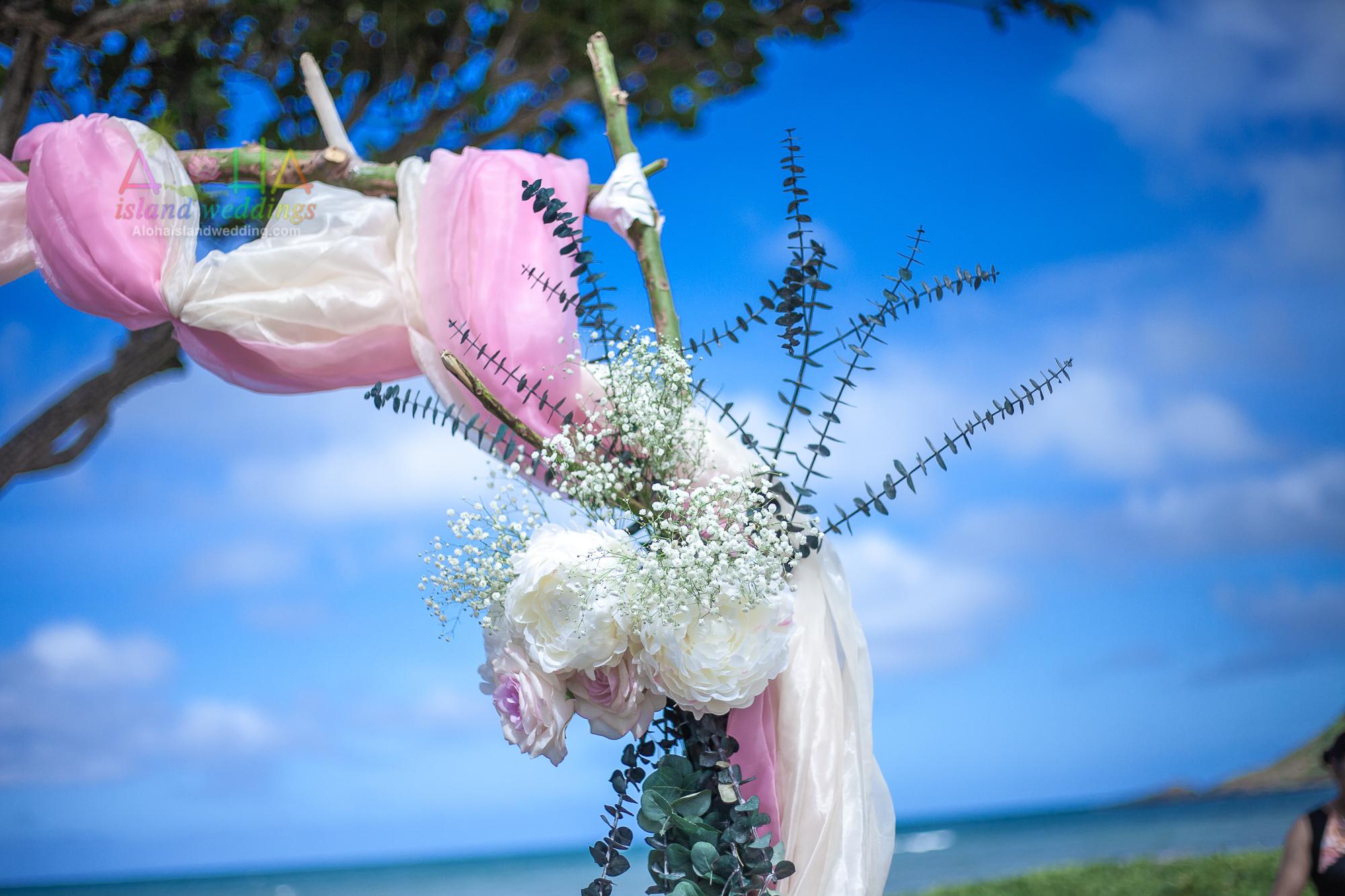 Hawaii weddings and events, Kualoa-11