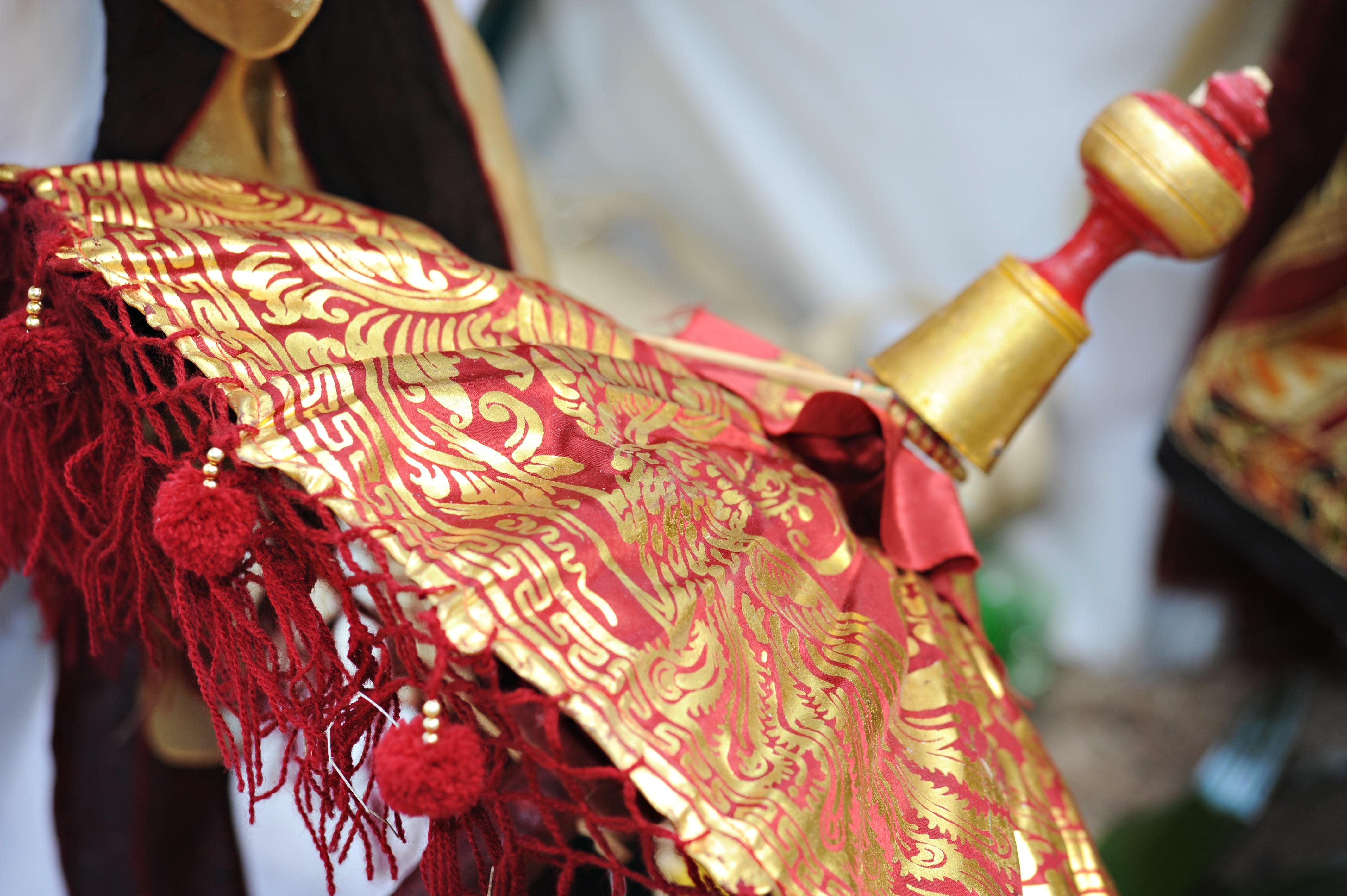 Hawaiian Indian Wedding Ceremony -28
