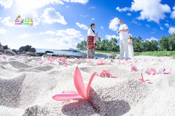 wedding or vow renewal site in the Ko'Olina-8