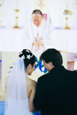 Hawaiian Church Wedding on Oahu-50