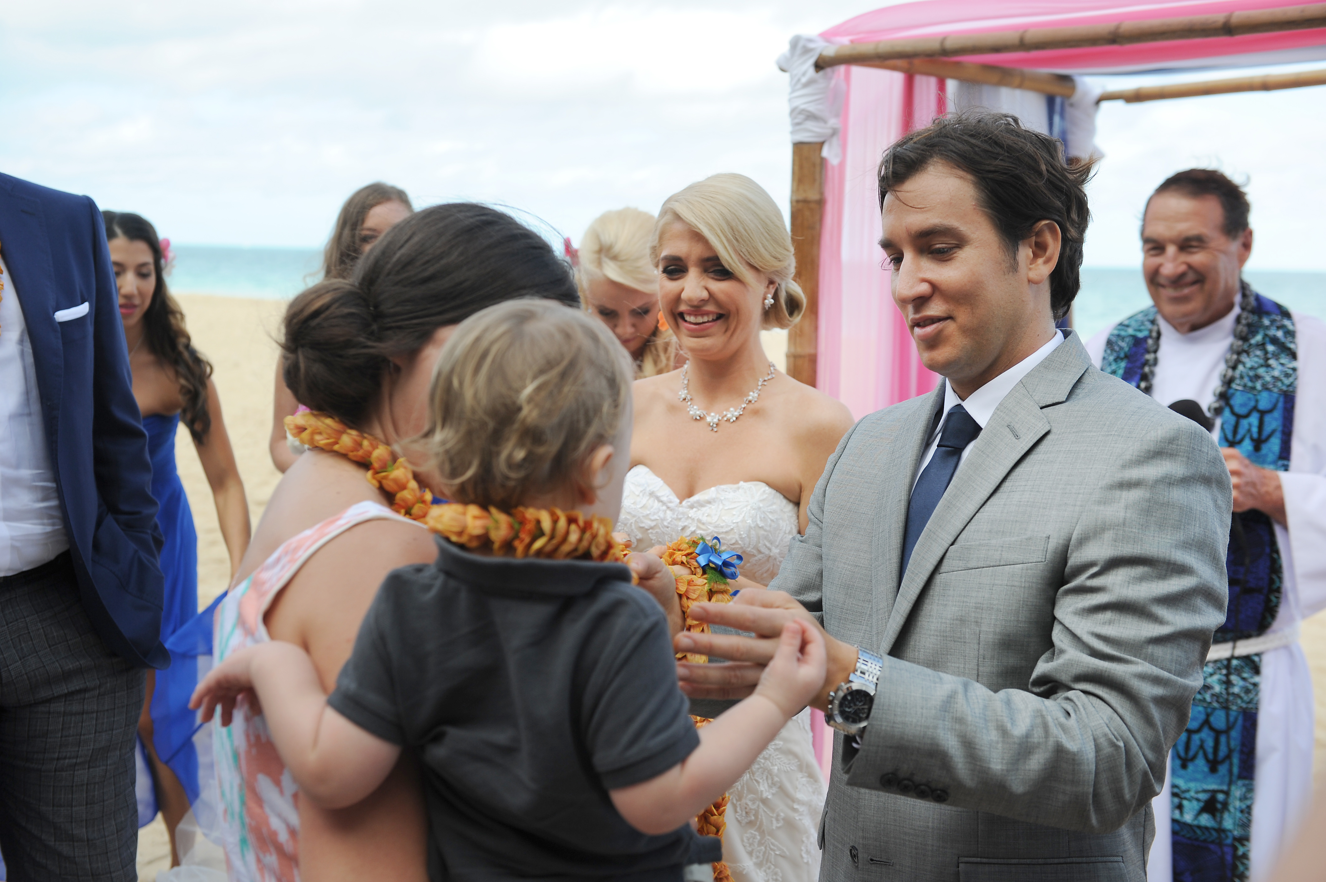 wedding In Hawaii - wedding ceremony-32