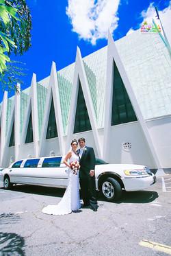 Hawaiian Church Wedding on Oahu-36