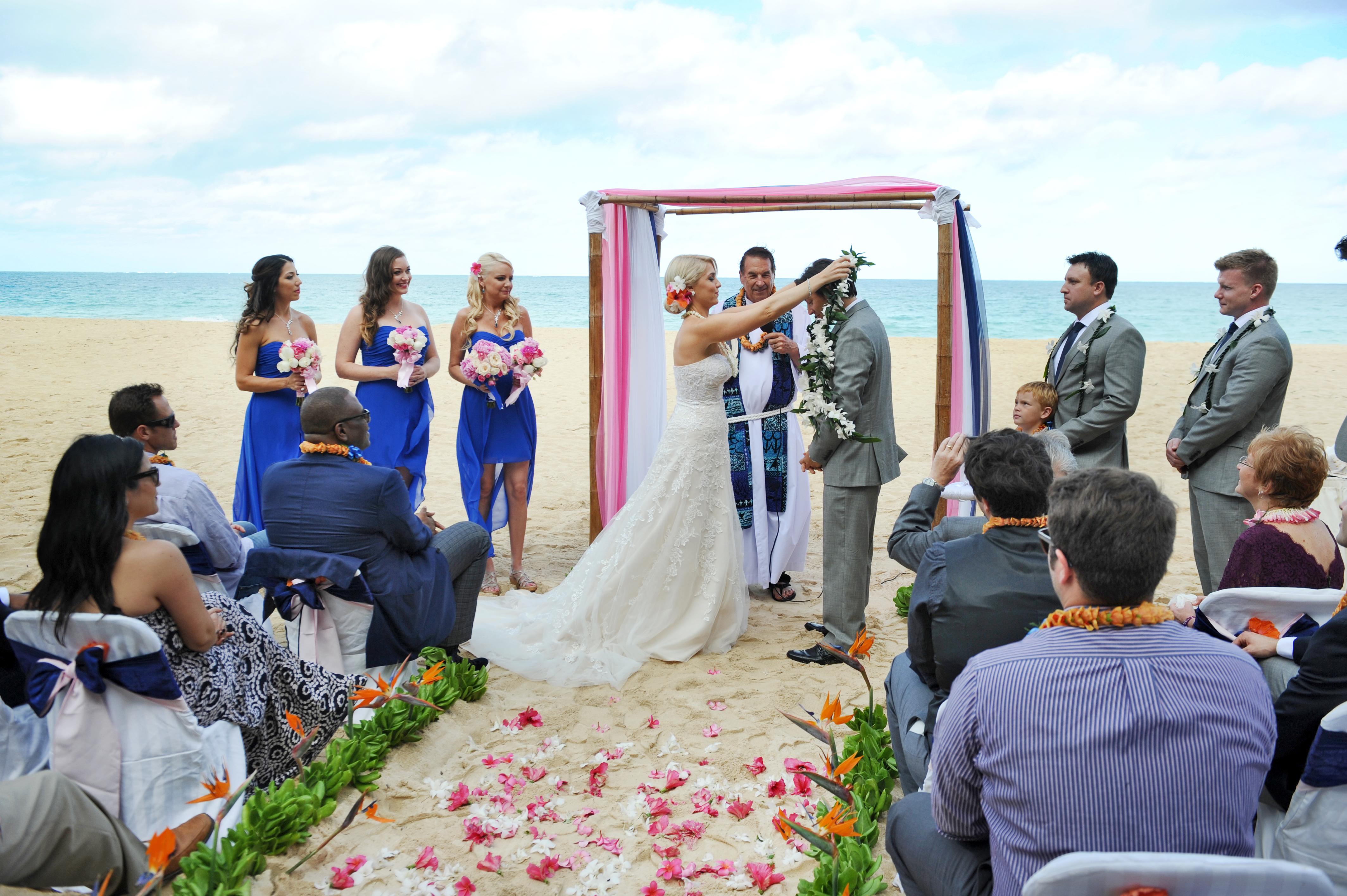 wedding In Hawaii - wedding ceremony-35