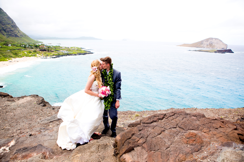 Hawaiian Wedding Pictre Romance -28
