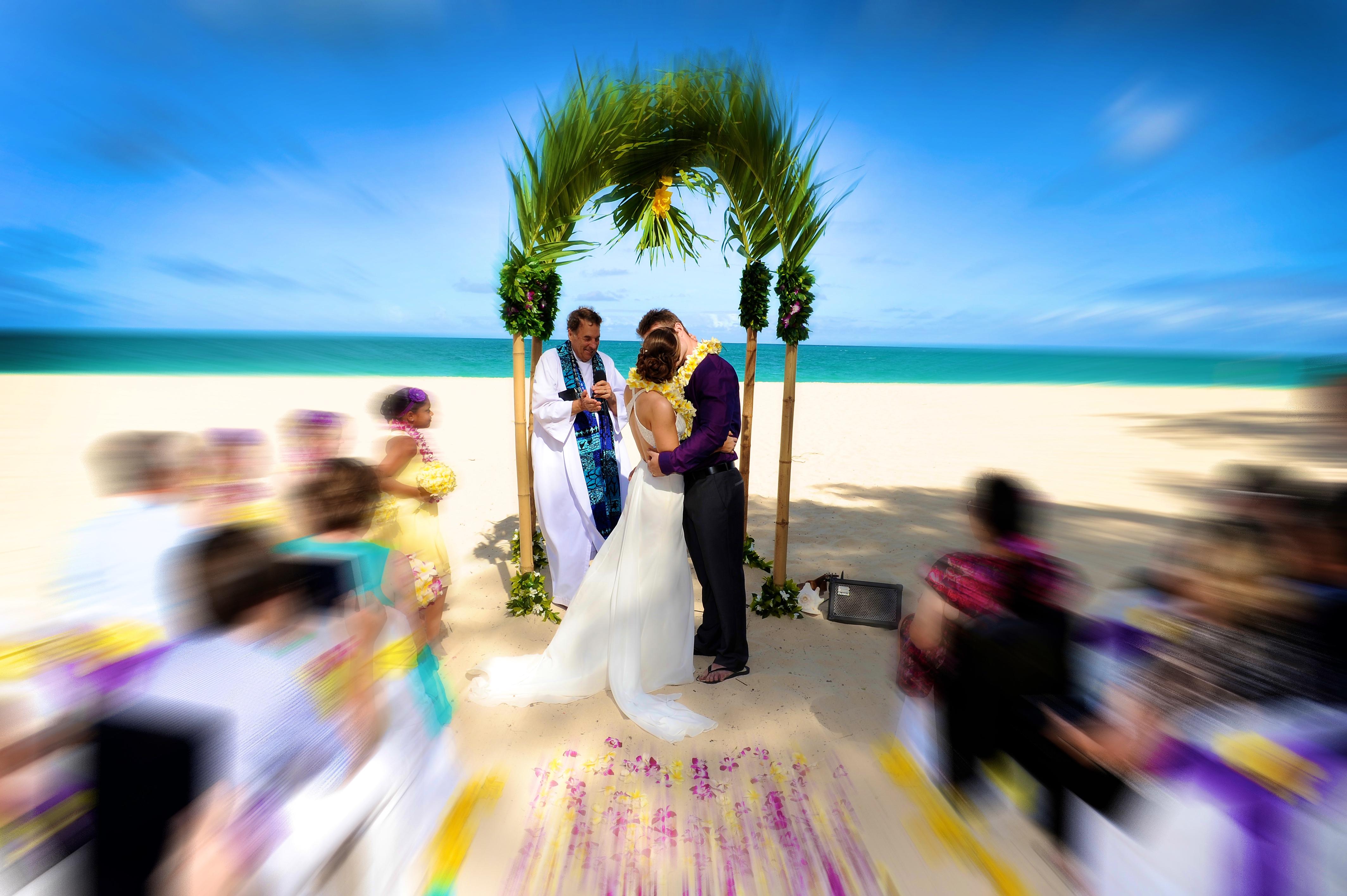 Hawaiian Wedding -89