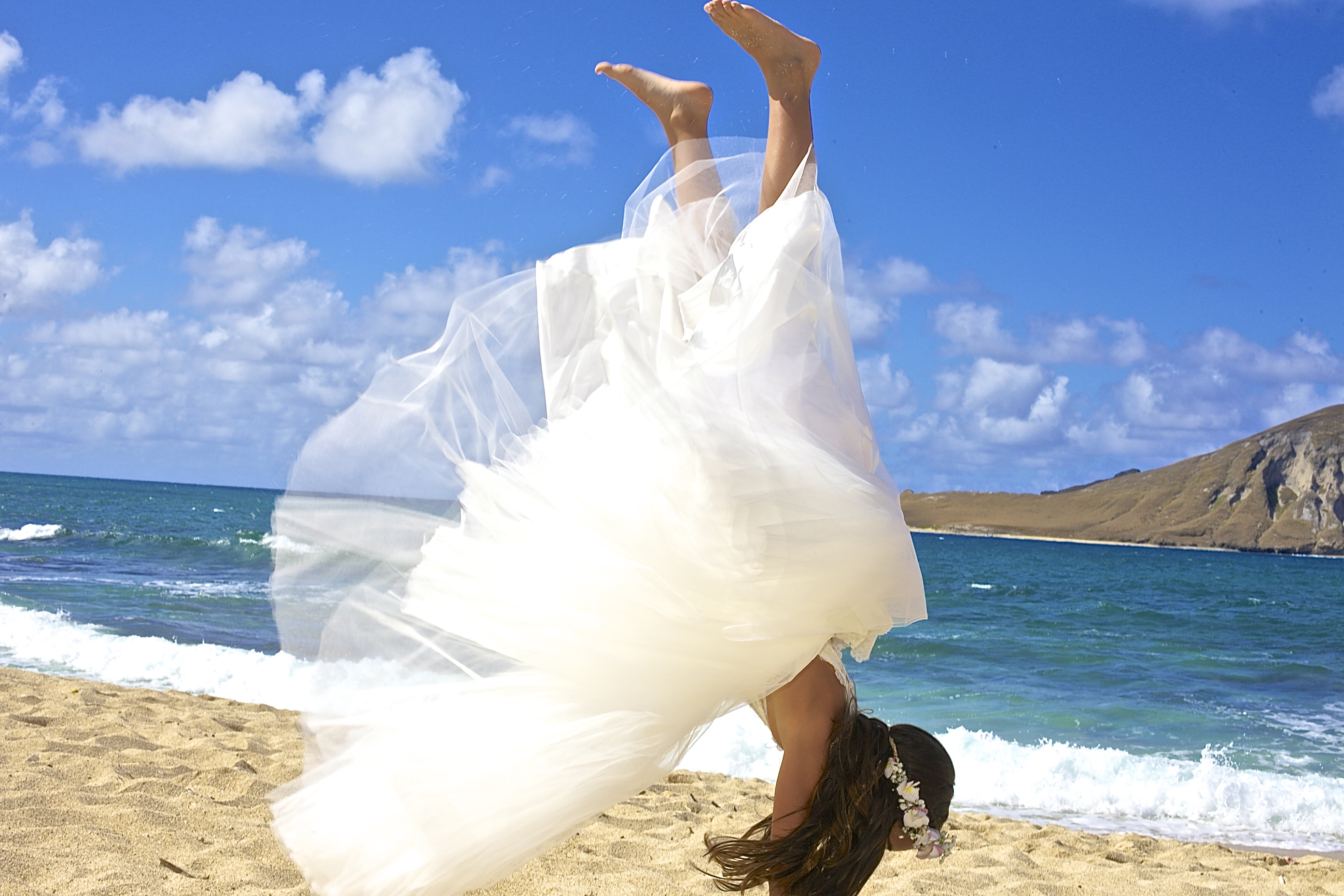 Vow Renewal in Hawaii -53