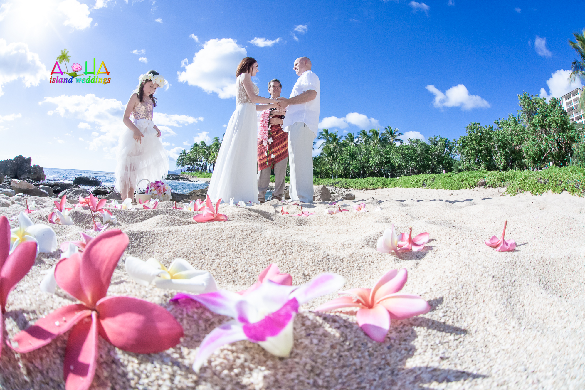 wedding or vow renewal site in the Ko'Olina-14