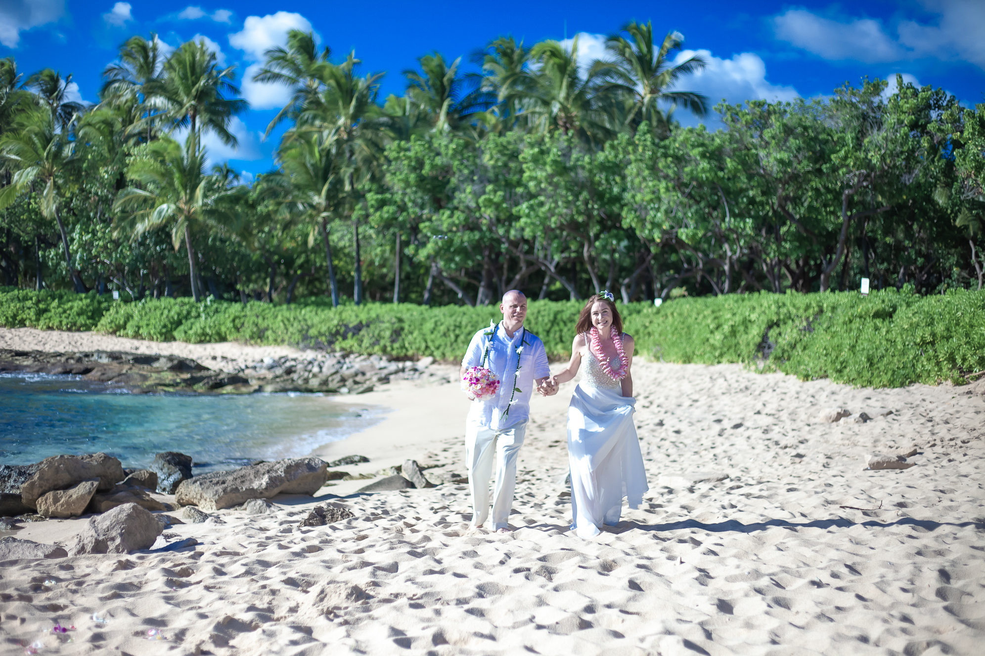 wedding or vow renewal site in the Ko Olina - 36